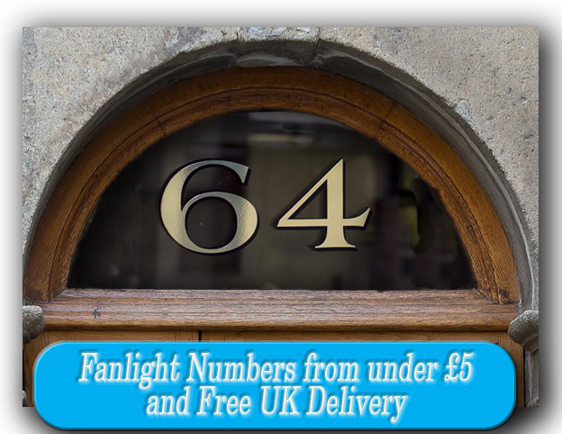 Fanlight-Numbers_Transom_window_number_for_House_Gold_Leaf_grraphic-window -light