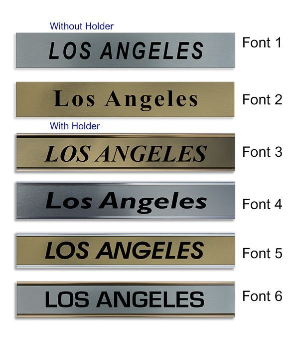 los angeles clock name plate world time zone city wall